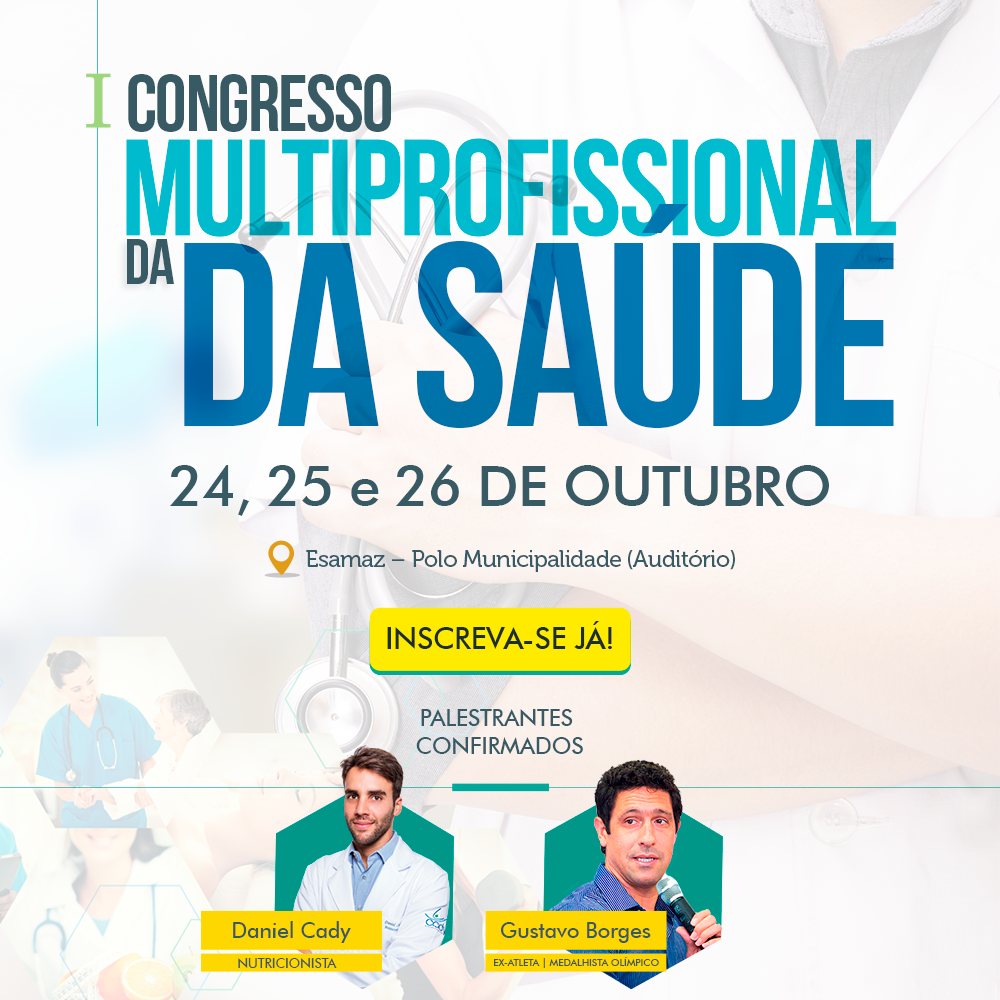 1º Congresso Multiprofissional