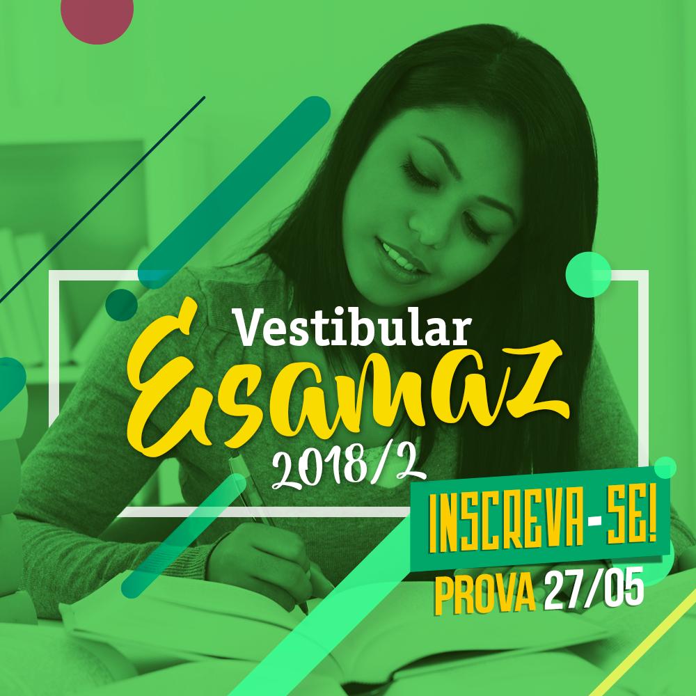 Vestibular Esamaz 2018/2