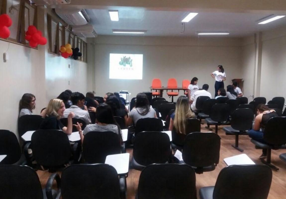 Esamaz participa do I Encontro Regional dos Estudantes de Enfermagem da região Norte