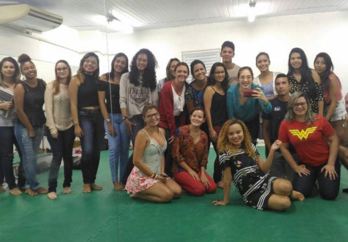 Acadêmicos de Terapia Ocupacional realizam Ciclo de Dinâmicas de Grupo