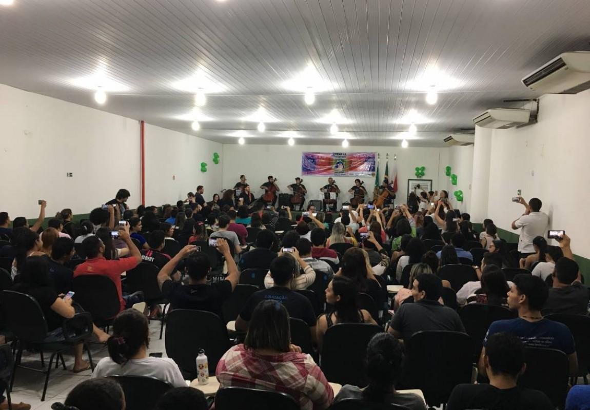 Curso de Psicologia da Esamaz promove sua VI Semana Acadêmica