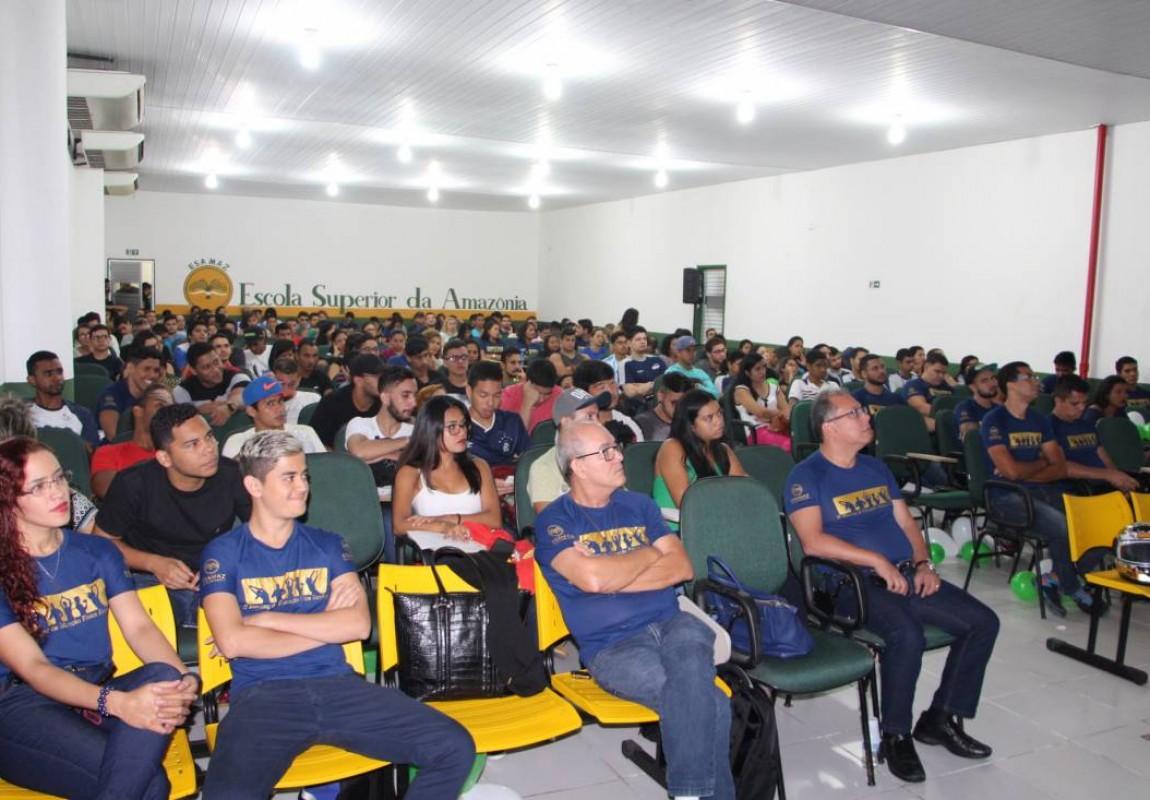 II Meeting de Educação Física Escolar é sucesso de público na Esamaz