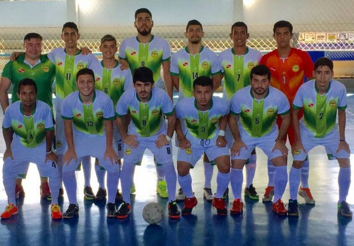 Jogos da Amizade da Esamaz começam em Belém com disputas de futsal