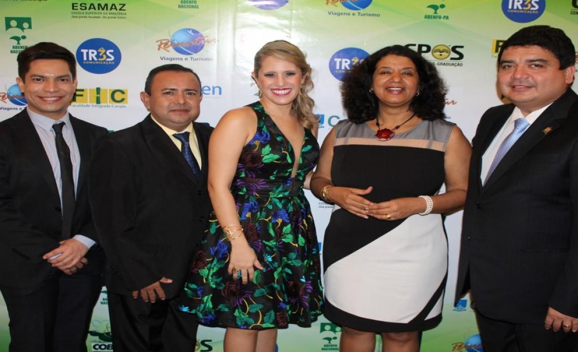 ESAMAZ participa do lançamento do Congresso Brasileiro e Internacional de Enfermagem Obstétrica Neonatal
