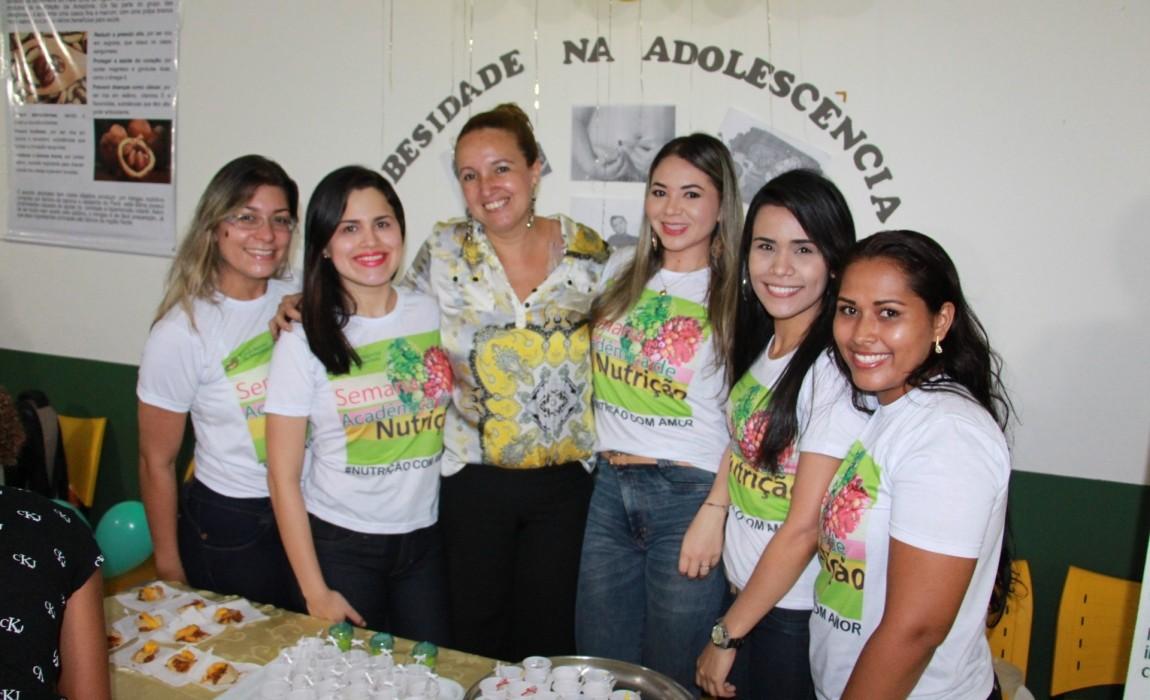 Semana Acadêmica de Nutrição movimenta campus da Esamaz Municipalidade