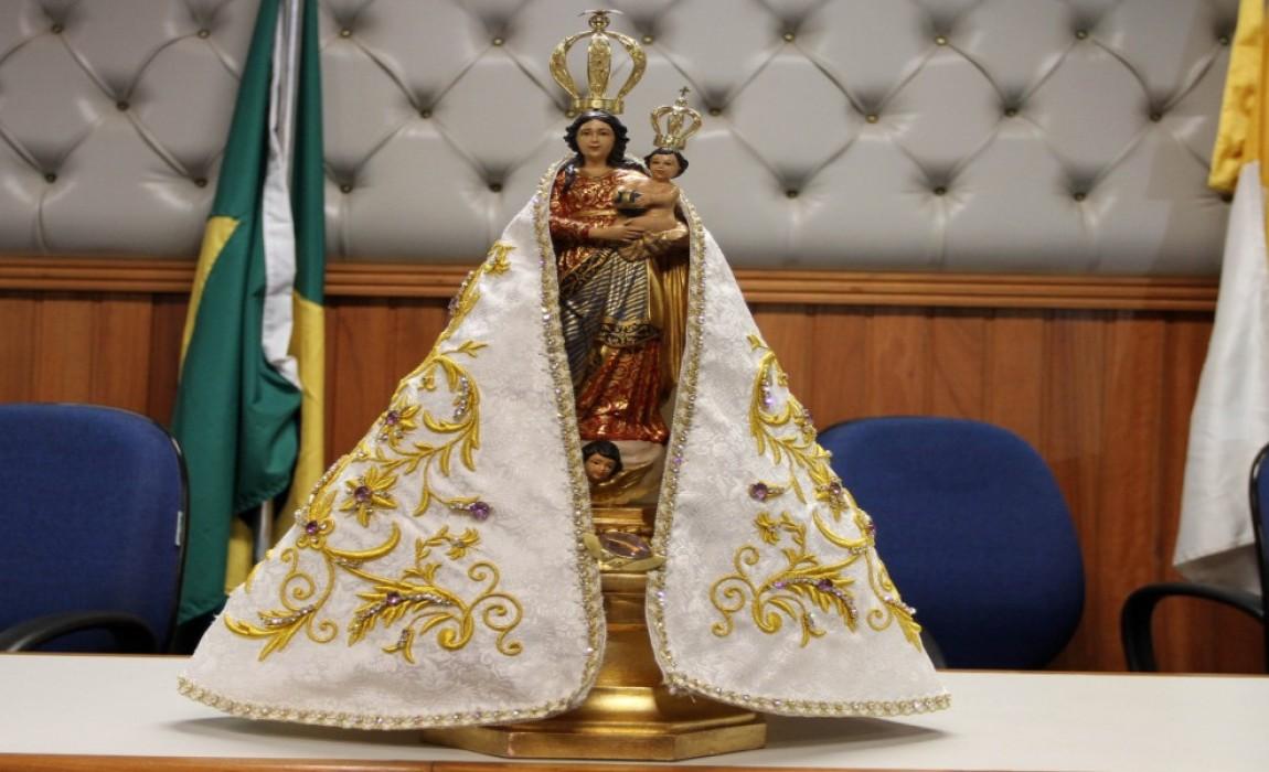 Imagem Peregrina de Nossa Senhora de Nazaré visita Esamaz nesta quinta, dia 8