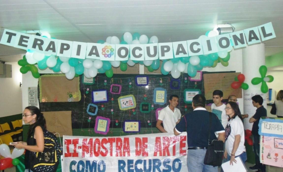 Curso de Terapia Ocupacional realiza Simpósio de Conhecimento e Arte