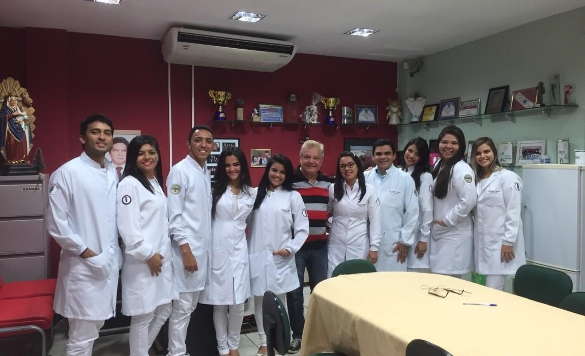 Centro Acadêmico de Odontologia da Esamaz tem nova presidente