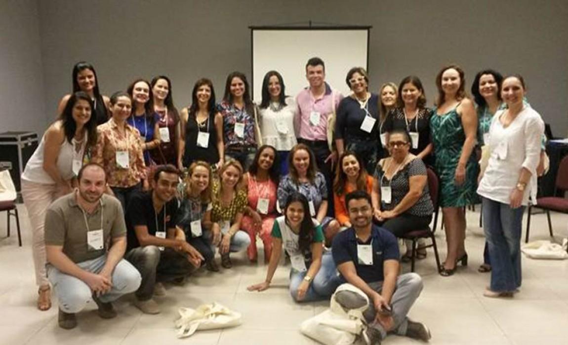 Alunos da Esamaz no II Encontro de Formação Profissional em Brasília