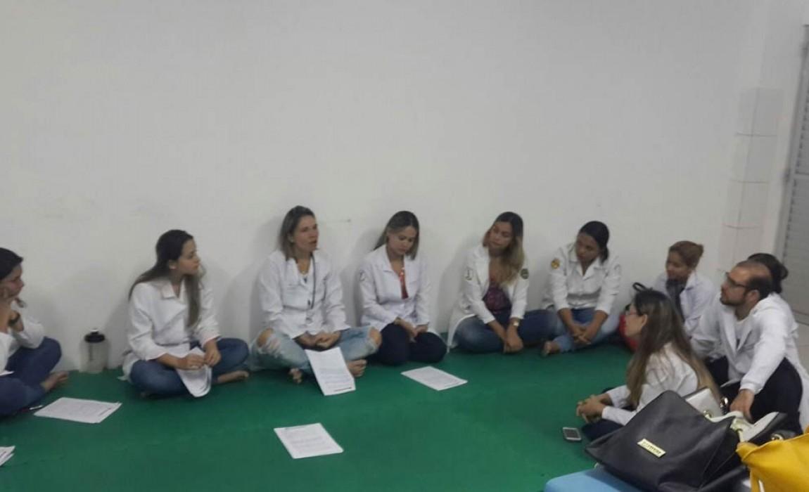 Integralização entre o curso de Fisioterapia e Terapia  Ocupacional