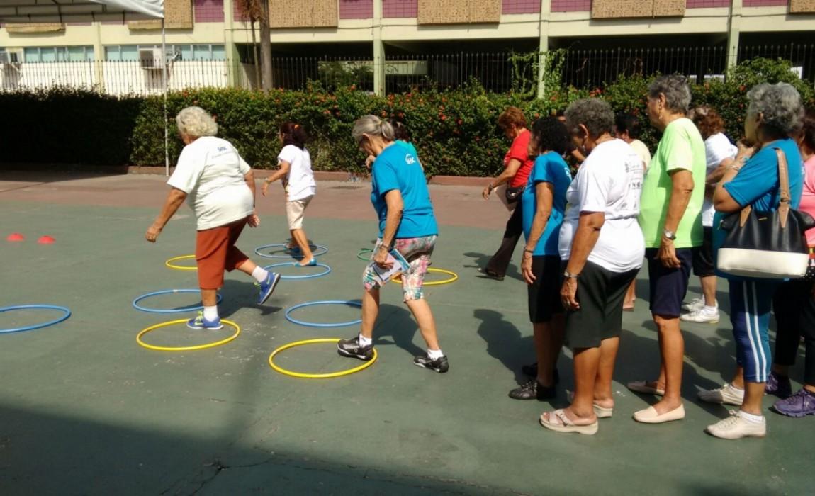 Alunos de Fisioterapia realizam a ação de prevenção ao Diabetes em Belém