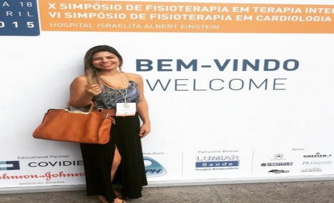 Alunas da Esamaz participam do X Simpósio de Terapia Intensiva em São Paulo