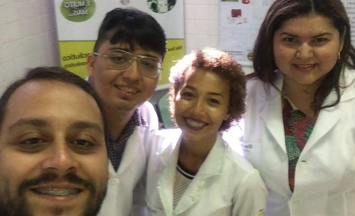 Curso de Farmácia participa de Feira Vocacional em Belém