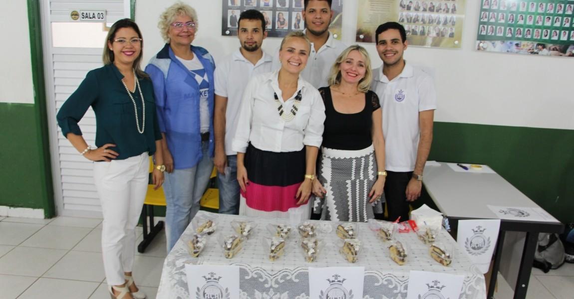 Alunos de Administração participam da Semana Acadêmica na Esamaz