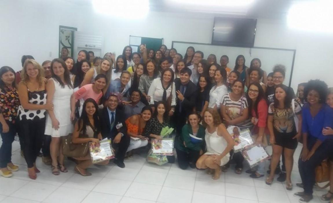 Esamaz apoia evento organizado pelo CRN7 em comemoração ao dia do Técnico em Nutrição