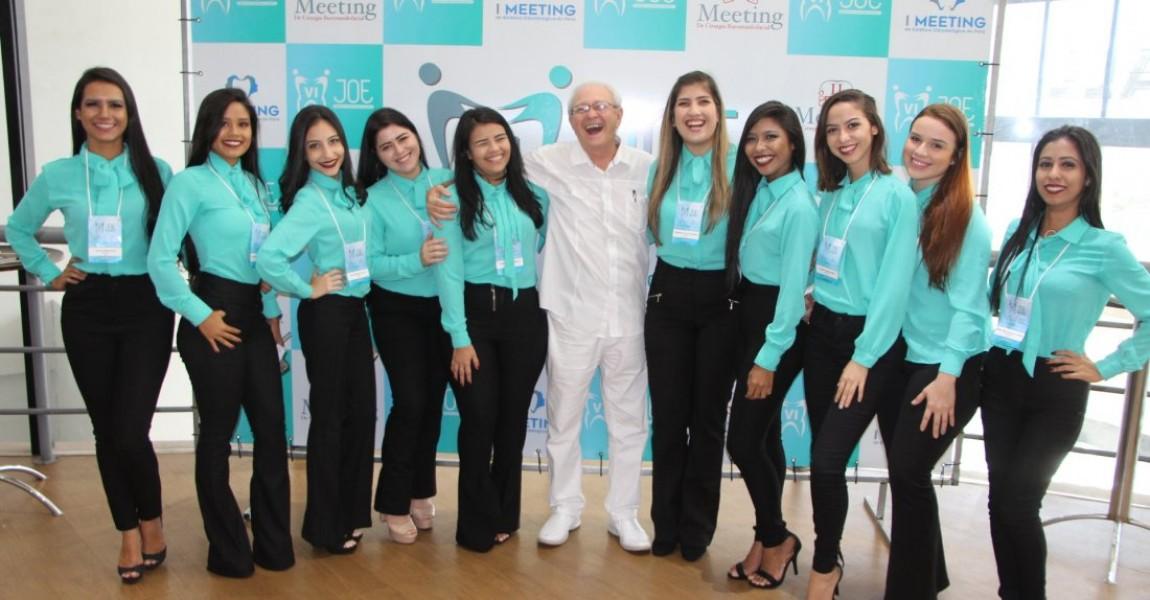 700 alunos participam da 6ª Jornada de Odontologia da Esamaz em Belém