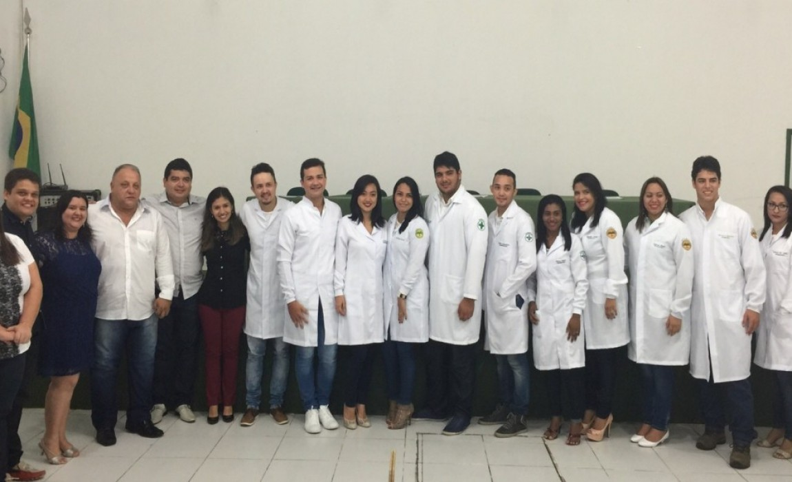 I Cerimônia do Jaleco do Curso de Biomedicina da Esamaz