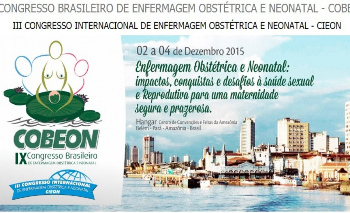 ESAMAZ patrocina Congresso de Enfermagem Obstétrica Neonatal