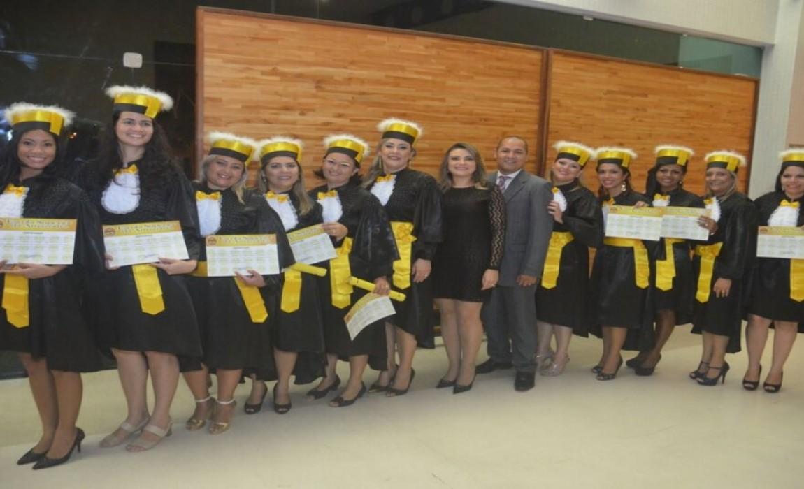 Esamaz realiza cerimônia de formatura de 350 alunos em Belém