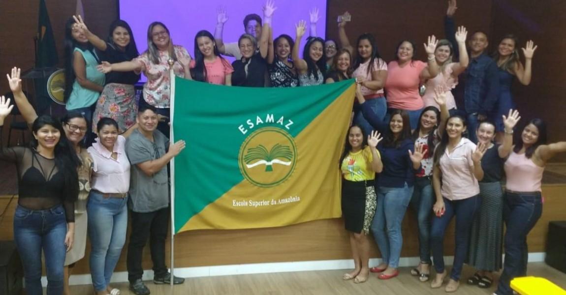 Curso de Serviço Social da Esamaz realiza evento em homenagem ao Dia Internacional da Mulher