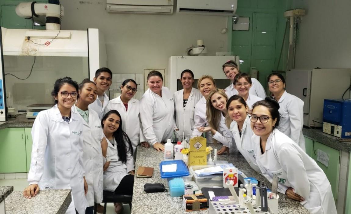 Acadêmicos de Biomedicina visitam Laboratório de Toxicologia Humana e Ambiental do Núcleo de Medicina Tropical da UFPA