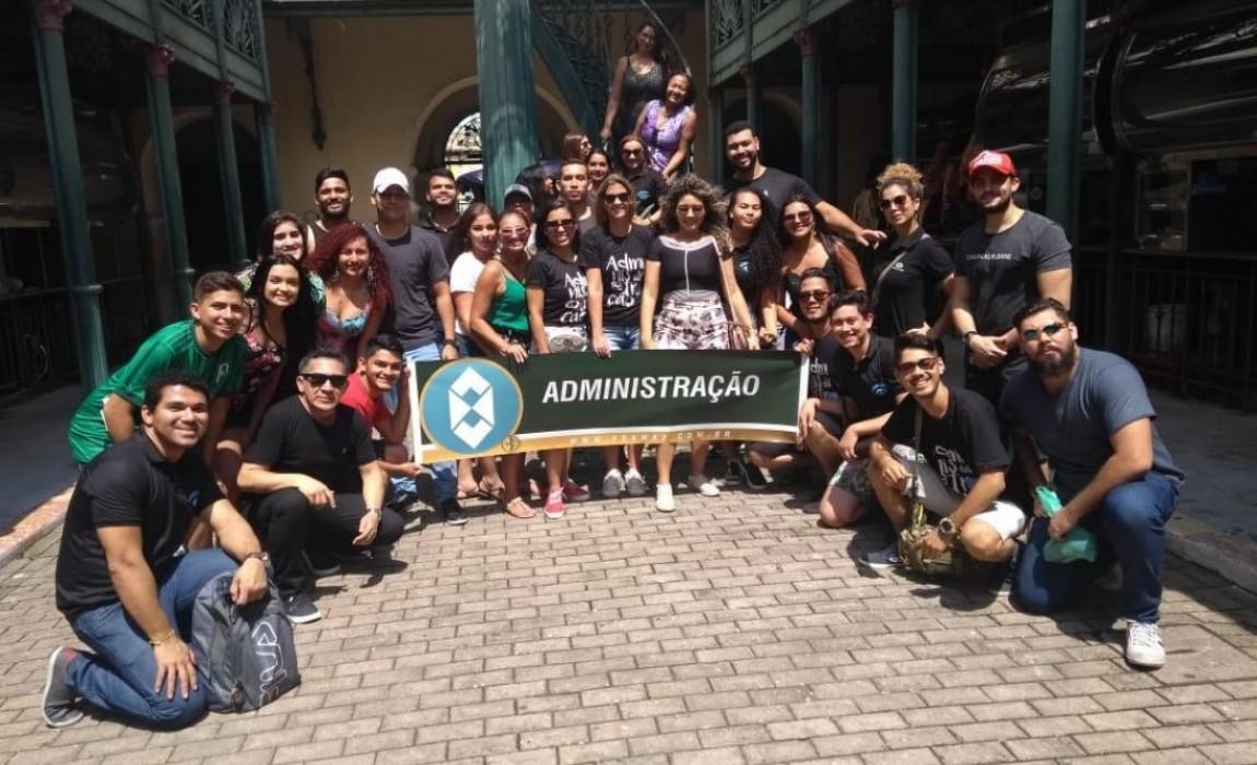 Acadêmicos do Curso de Administração realizam trabalho de campo no Ver-O-Peso, em Belém