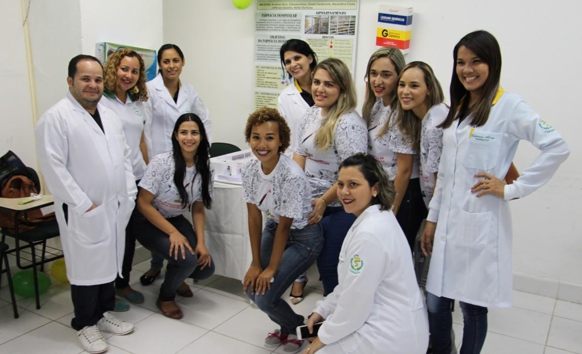 Estética e Descarte de Medicamentos são destaques da IV Semana Acadêmica de Farmácia na Esamaz