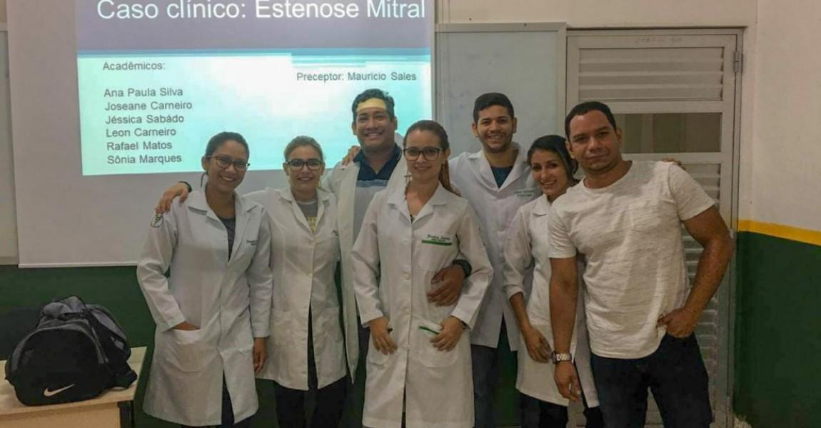 Alunos de Fisioterapia participam de seminário de integralização na Esamaz