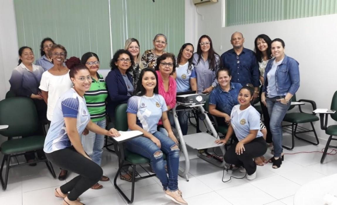 Alunos de Fonoaudiologia da Esamaz realizam estágio ocupacional na FUNASA, em Belém