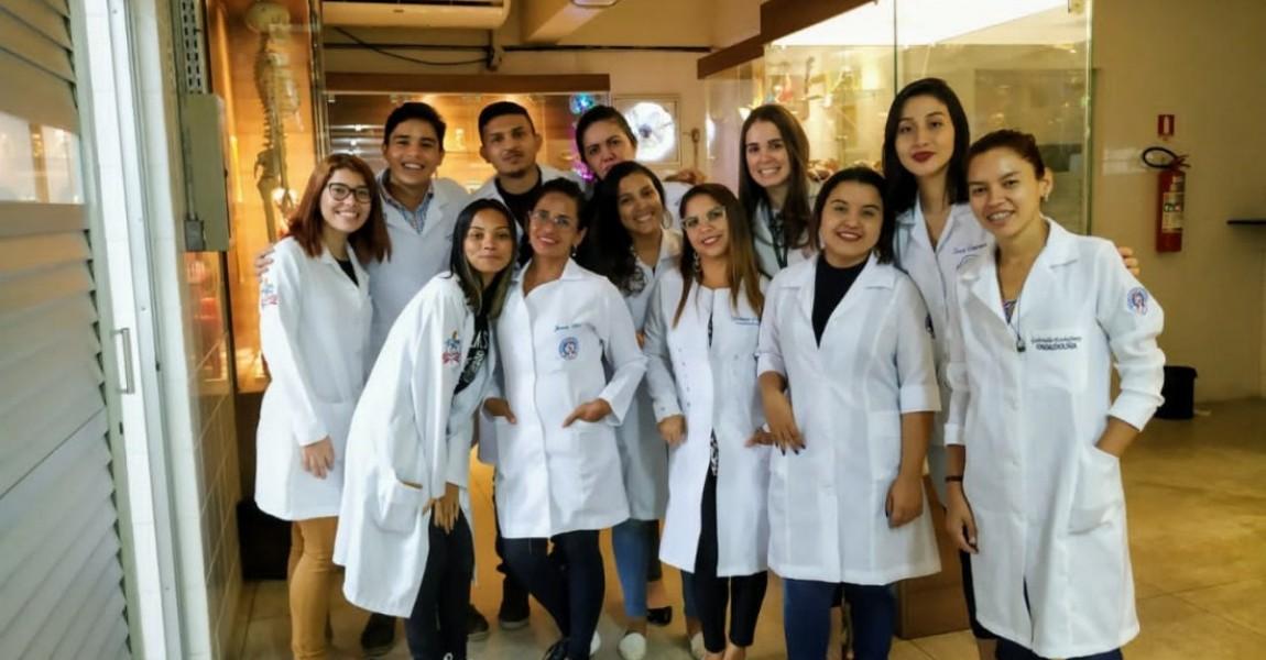 Alunos de Fonoaudiologia visitam o Museu de Anatomia Humana e Funcional do ICB-UFPA