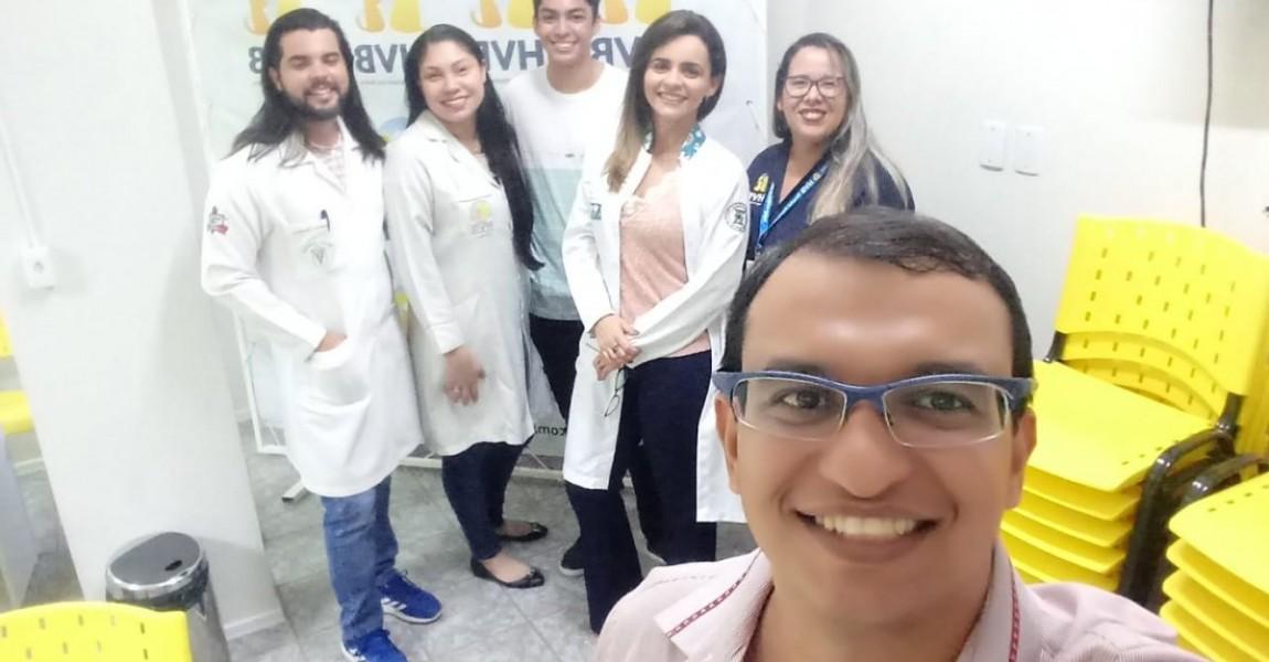 Alunos de Medicina Veterinária da Esamaz visitam Hospital Veterinário de Belém