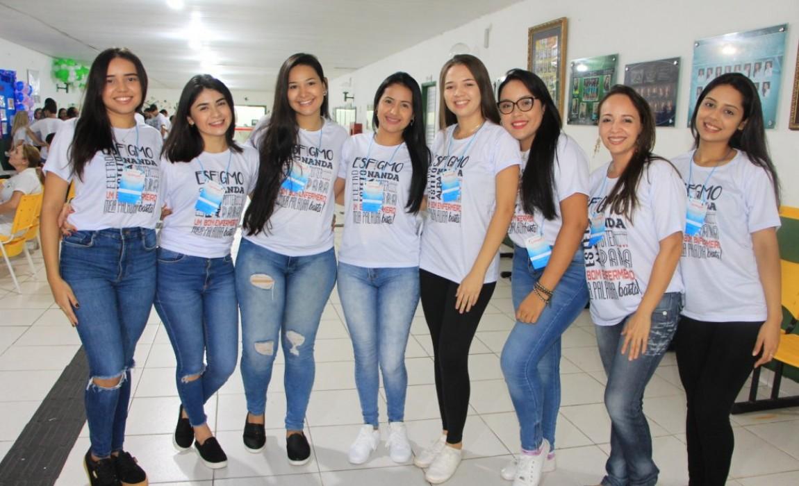 Alunos do 4º semestre de Enfermagem promovem ação dentro da Semana Acadêmica na Esamaz