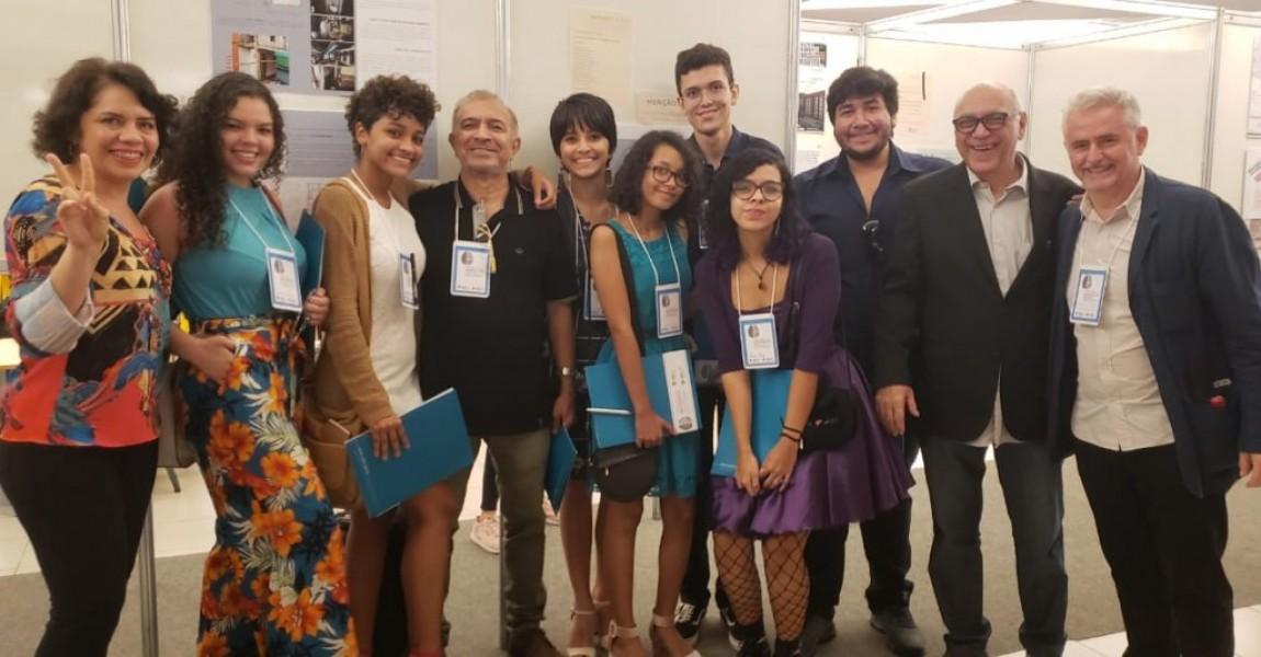 Alunos do curso de Arquitetura da Esamaz ganham prêmio de Menção Honrosa em concurso promovido pelo CAU-PA