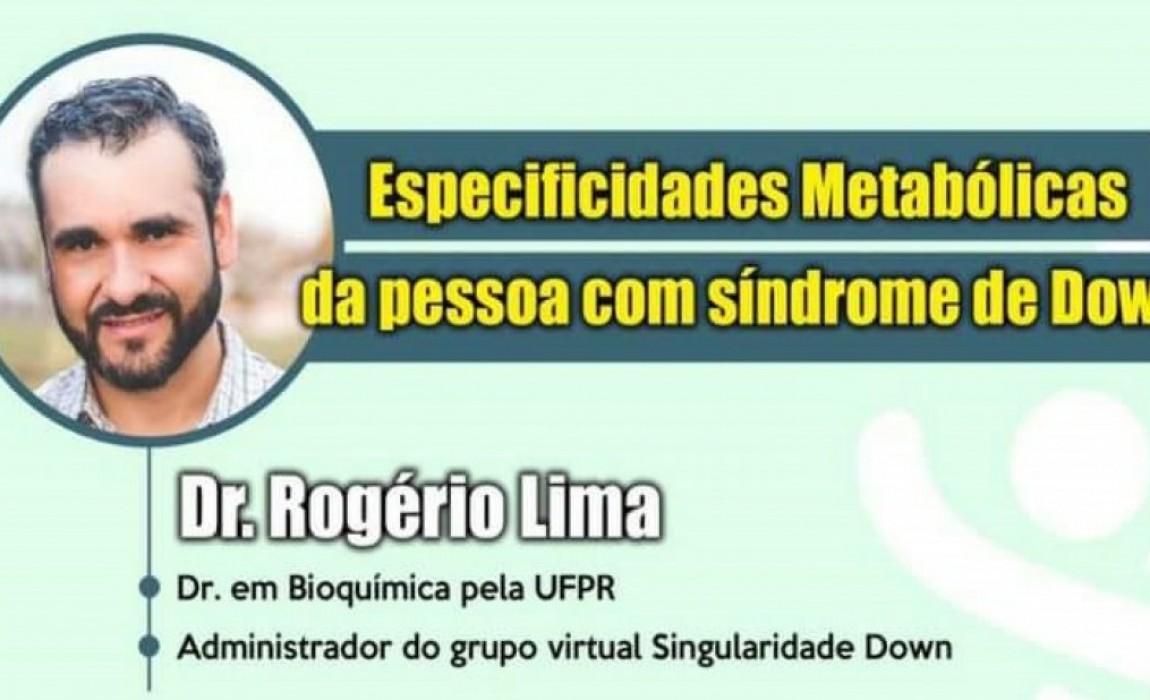 Bioquímico especialista em Sindrome de Down fará palestra gratuíta em Belém
