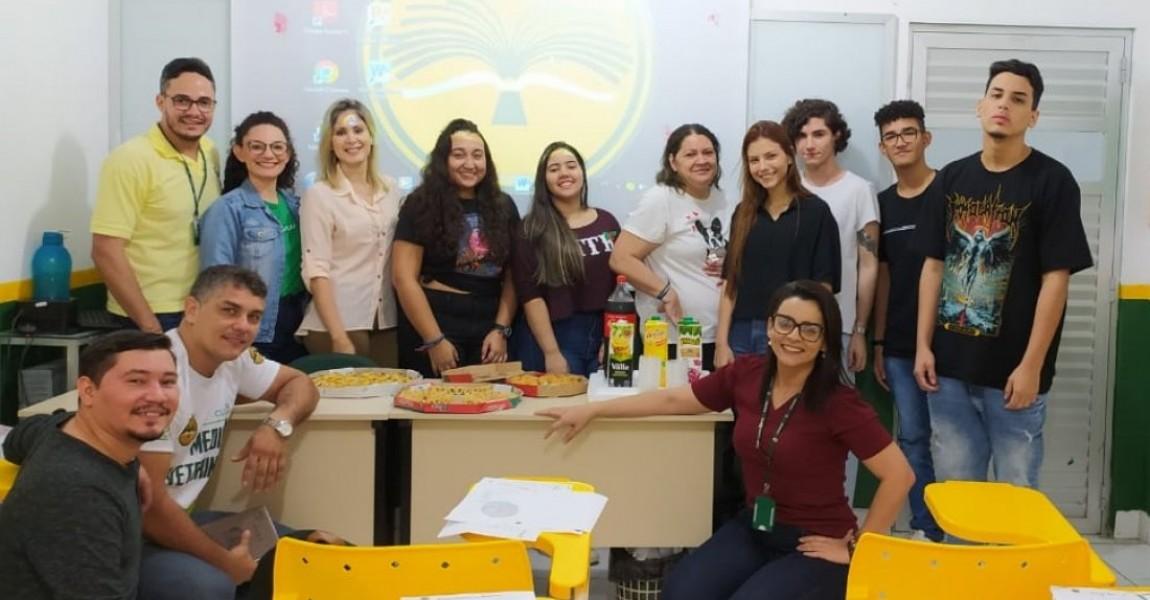 Recepção aos calouros de Medicina Veterinária da Esamaz dá início às aulas para o curso
