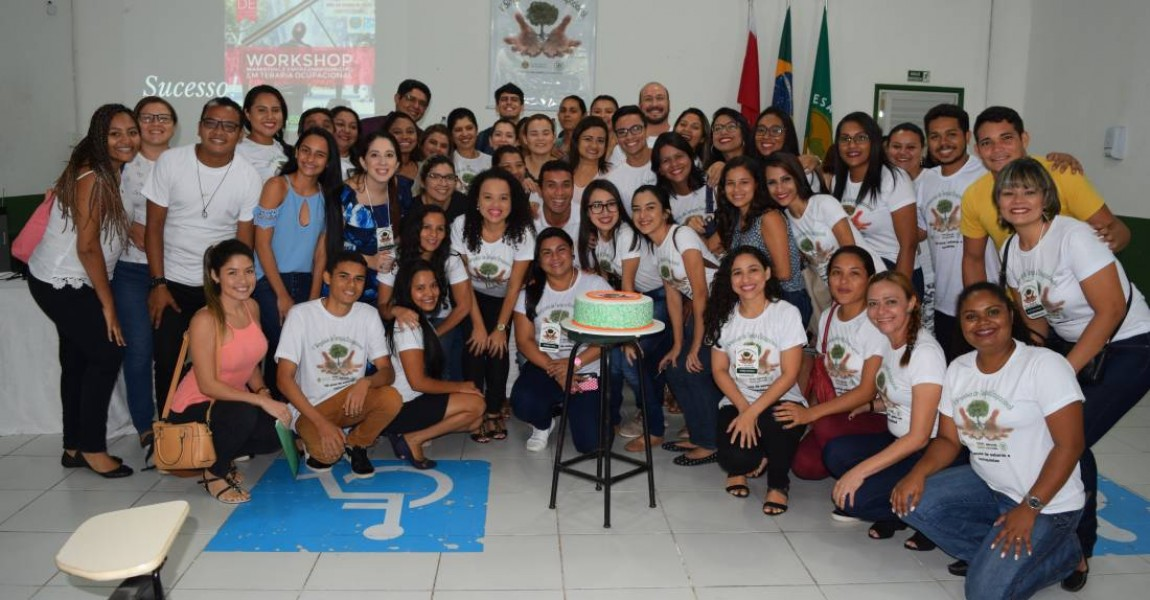 Centenário do curso de Terapia Ocupacional é celebrado na Esamaz