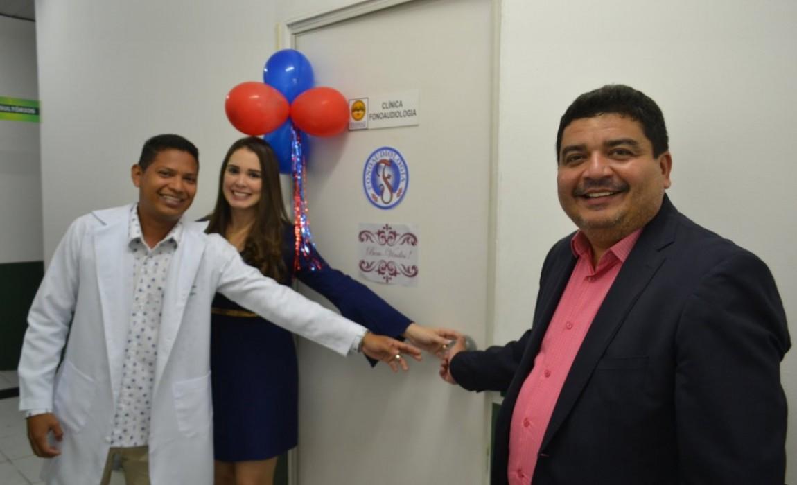 Clínica de Fonoaudiologia da Esamaz é aberta para atender a comunidade