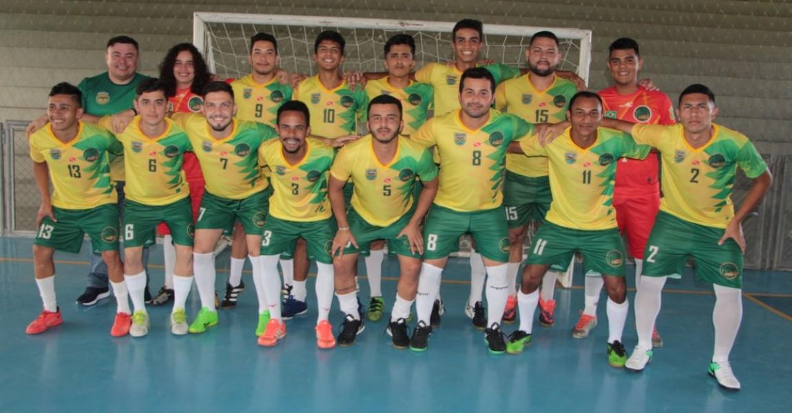 Começam hoje as disputas das seletivas dos Jogos Universitários em Belém. A ESAMAZ terá tres times