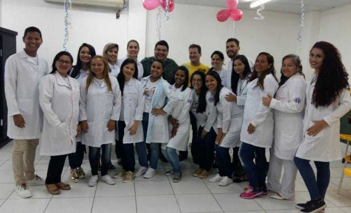 Confira a participação dos alunos de Fonoaudiologia no V Simpósio Acadêmico
