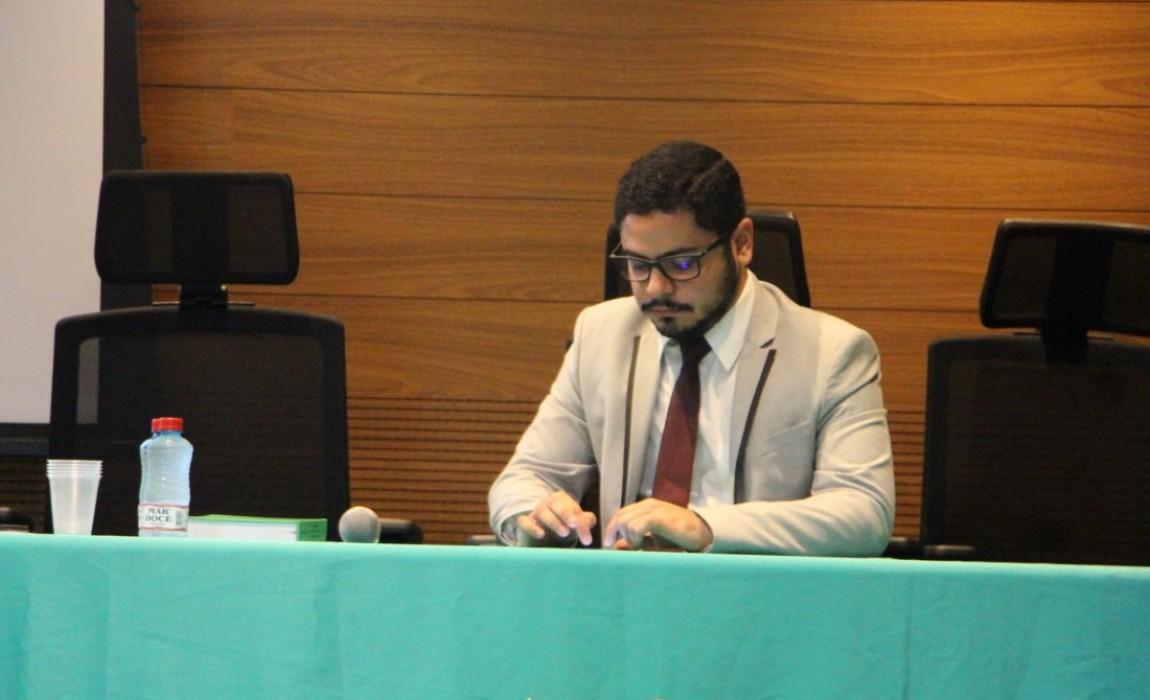 Coordenador do Curso de Direito da Esamaz fará palestra na Universidade de Salamanca, na Espanha