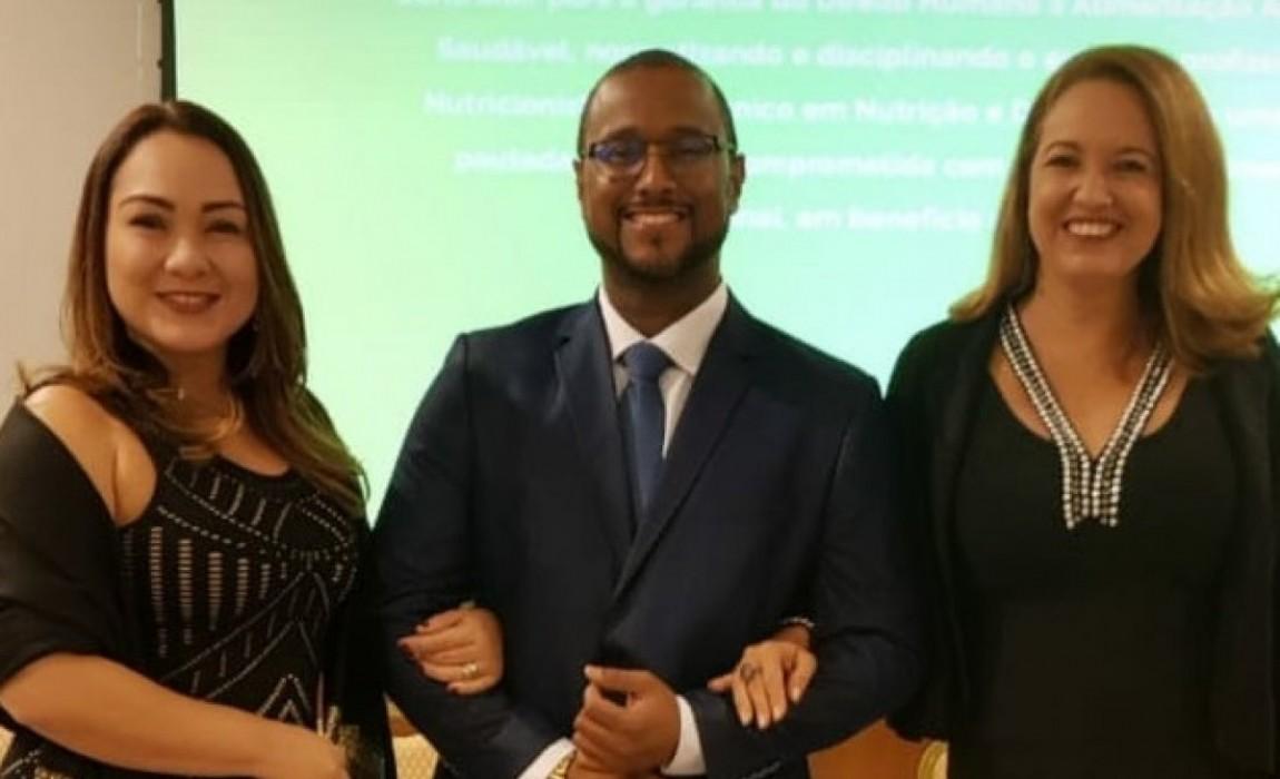 Coordenadora do Curso de Nutrição da Esamaz assume cargo no Conselho Federal de Nutricionistas