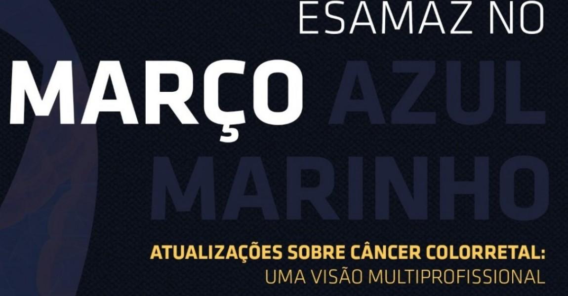 Curso de Biomedicina da Esamaz vai promover evento alusivo ao Março Azul Marinho