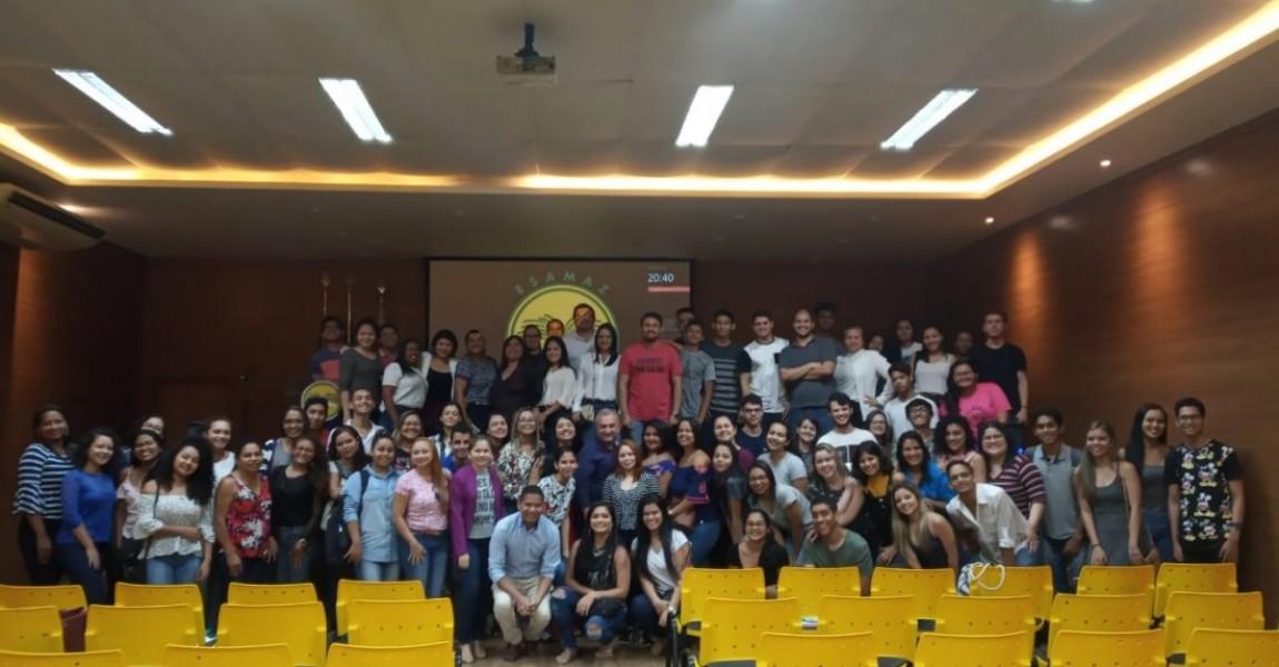 Curso de Biomedicina promove Mesa Redonda sobre doenças autoimunes