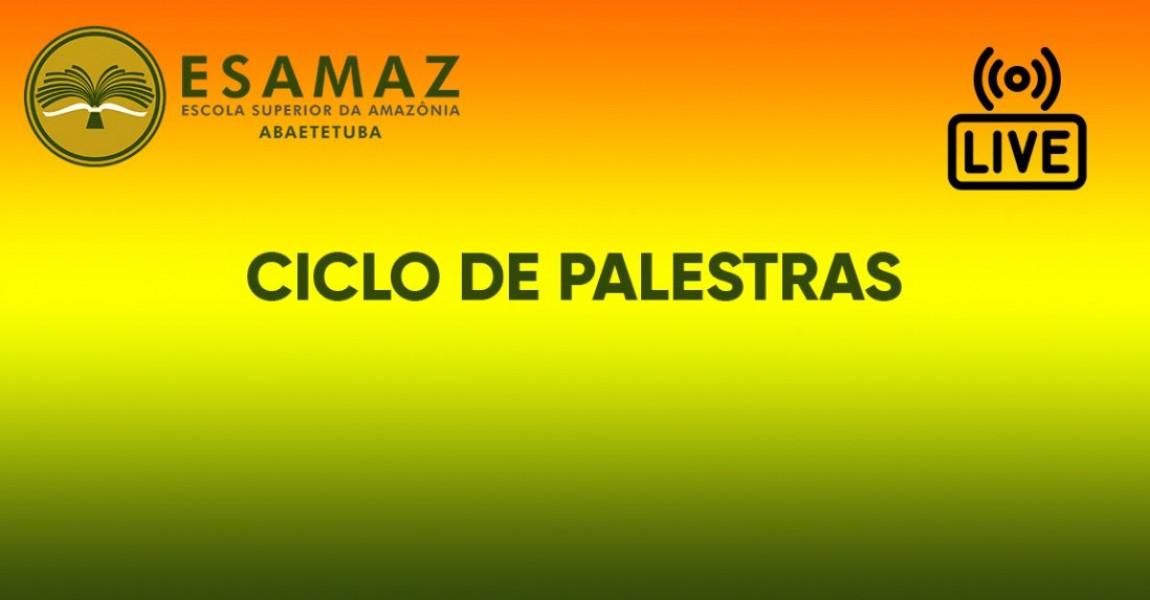 Curso de direito da Esamaz Abaetetuba promove ciclo de palestra por vídeo conferência