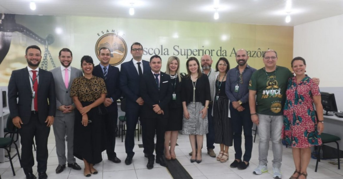 Curso de Direito da Esamaz promove primeira reunião de colegiado do 2º semestre