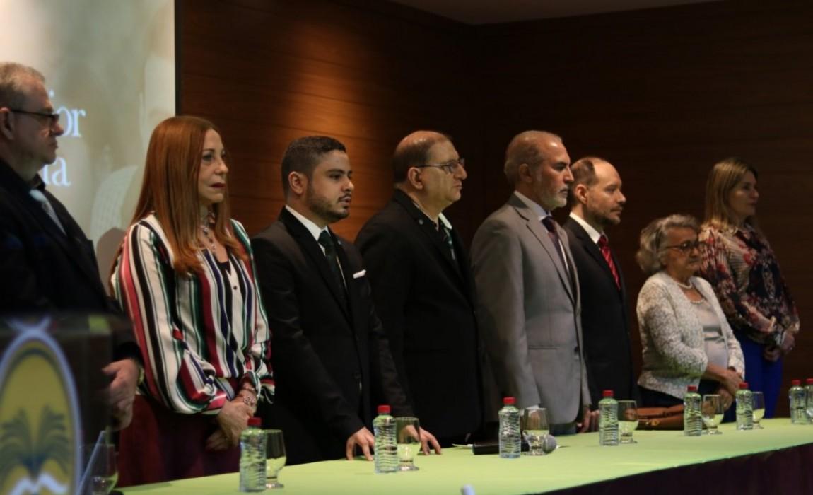 Curso de Direito da Esamaz realiza Cerimônia da Faixa pela primeira vez no Pará