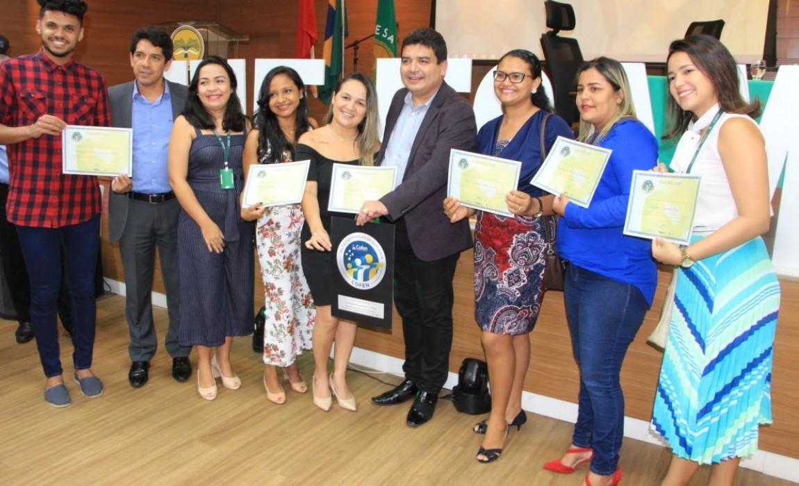 Curso de Enfermagem da Esamaz recebe Selo de Certificação e Qualidade do COFEN