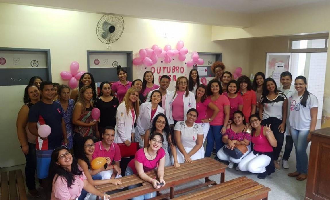 Curso de Enfermagem promove ação sobre Saúde da Mulher na UBS Pedreira, em Belém