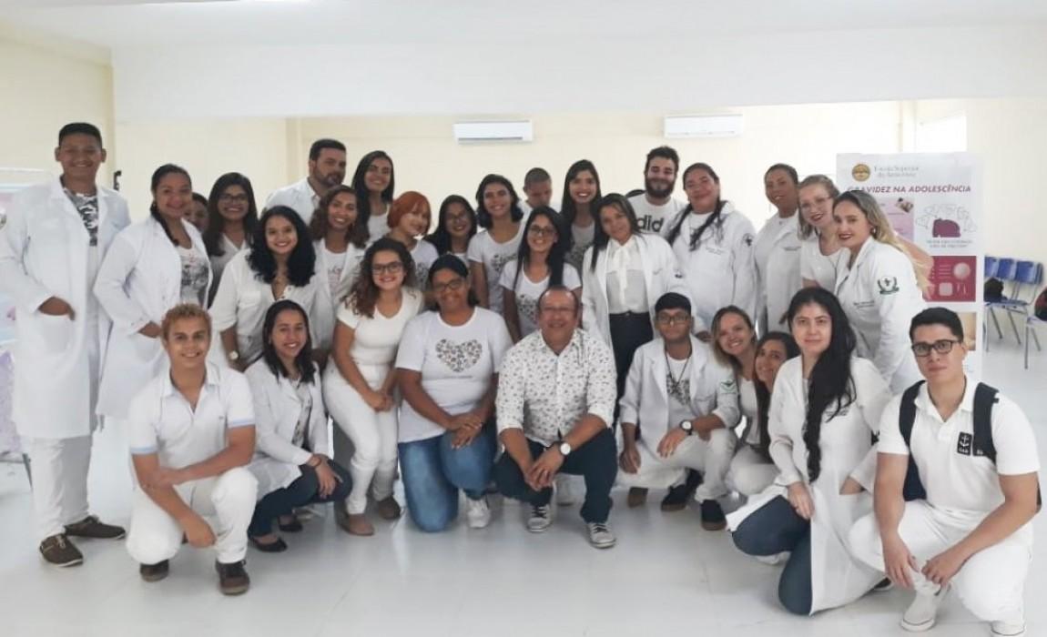 Curso de Enfermagem promove Oficina de Orientação Pedagógica em Educação e Saúde, em Belém