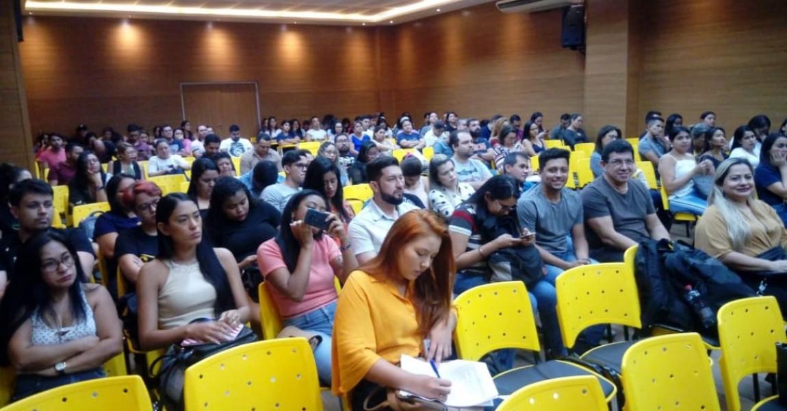 Curso de Farmácia promove Workshop sobre Pesquisa de Produtos Naturais da Amazônia